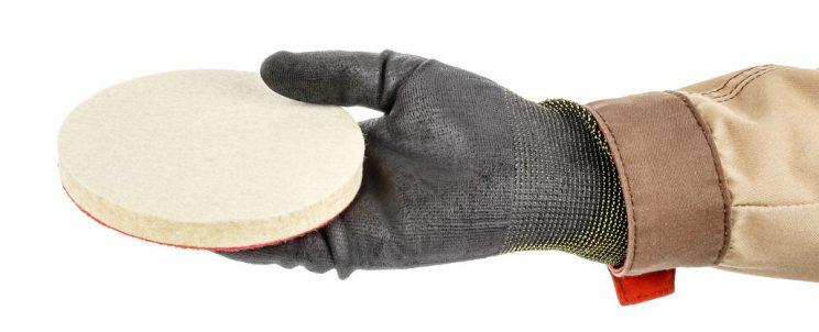 filc polírozó korong gyártás